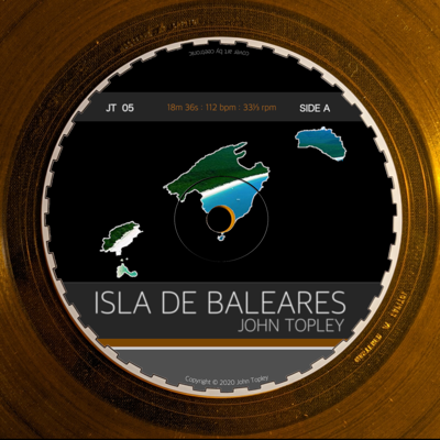 A picture of the Isla de Baleares single cover
