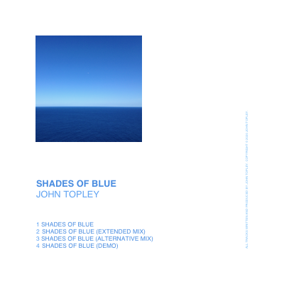 A picture of the Shades of Blue single cover