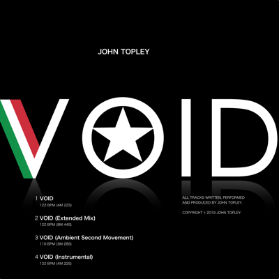 A picture of the Void single cover