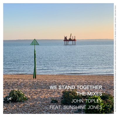 A picture of the We Stand Together (The Mixes) single cover